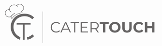 CaterTouch logo grey